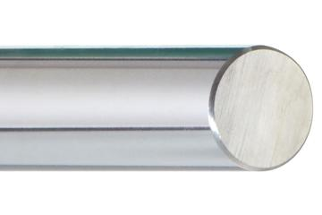 drylin® R stainless steel shaft, EEWM, 1.4034