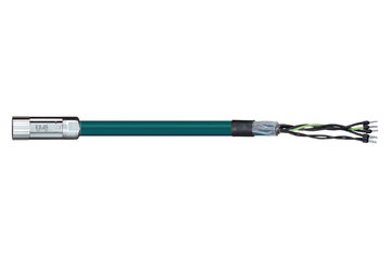 readycable® motor cable suitable for Parker iMOK43, base cable PVC 7.5 x d