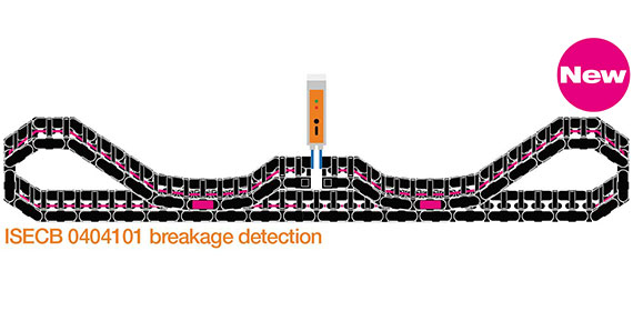 Breakage detection for two e-chains®