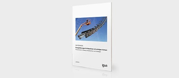 White paper: Energy supply systems for machines with inclined axes